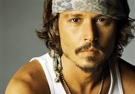Handsome Johnny Depp photos