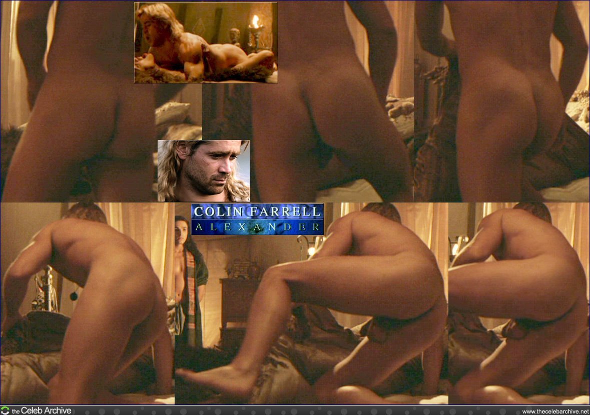 Colin Farrell Nude Photo 80
