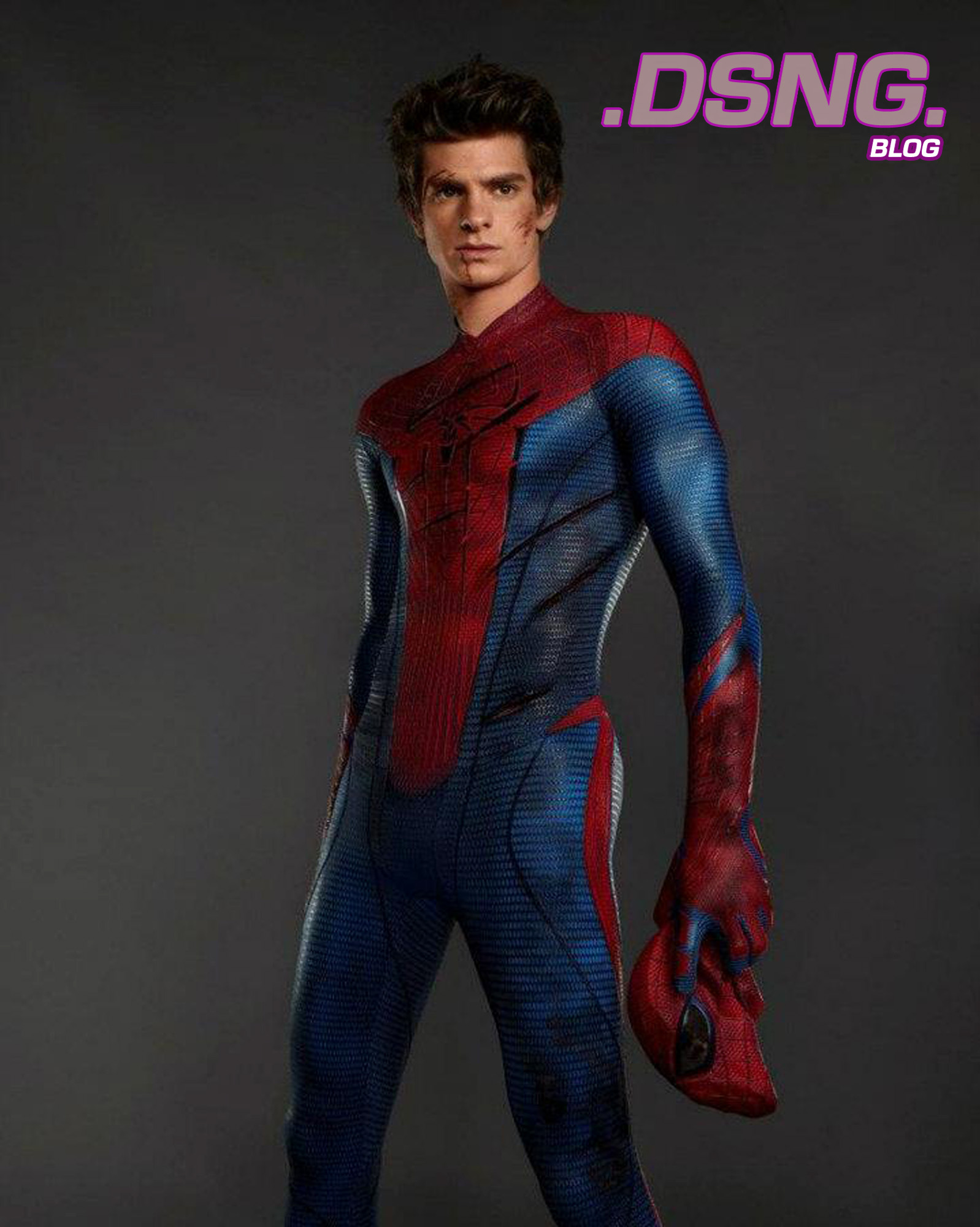 Andrew Garfield amazing spider-man spiderman 4 2012 2013 marvel official movie poster unmasked