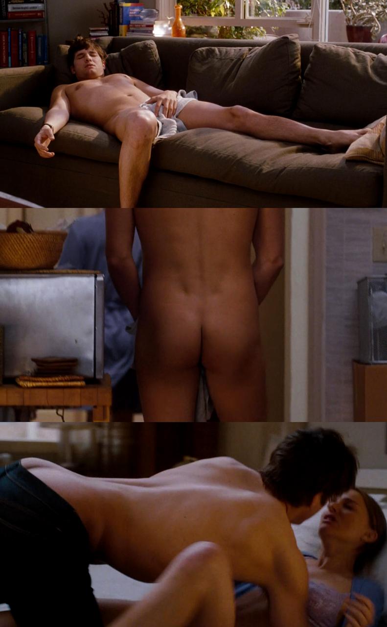 Ashton Kutcher ass