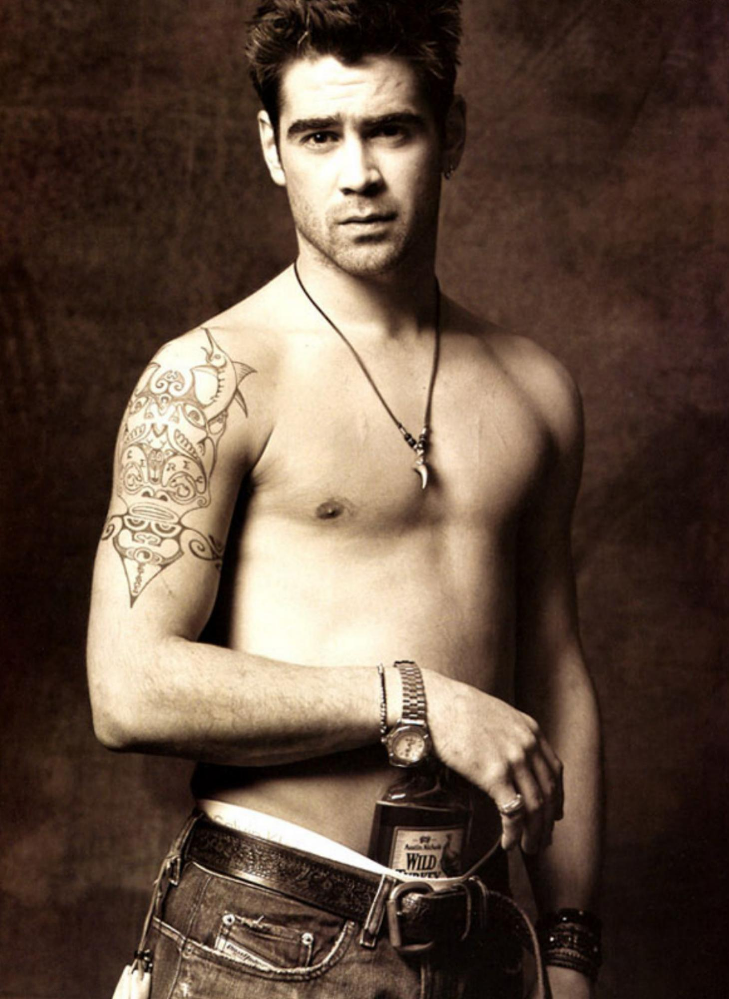 Colin Farrell Nude Photo 110