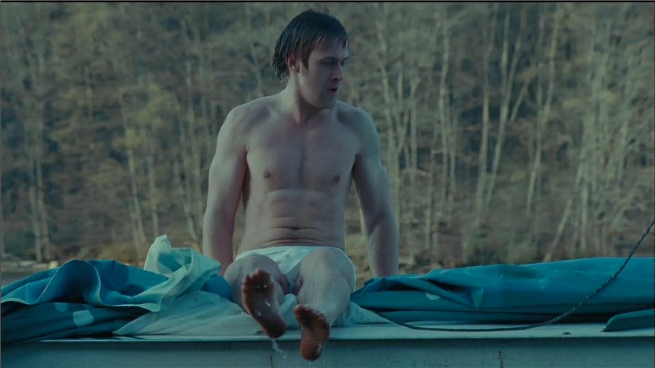 You may not see ryan gosling's junk, but