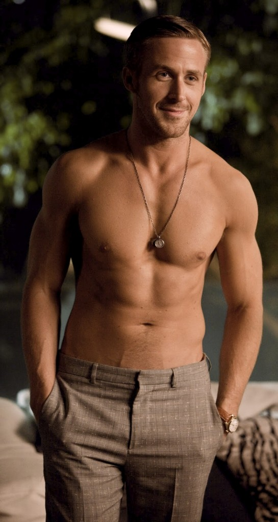 Ryan Gosling great abs - The Male Fappening