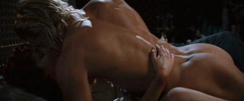 Naked Brad Pitt