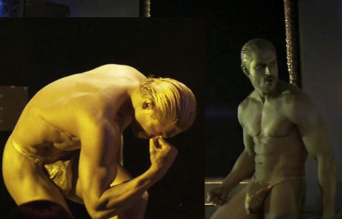Hot Joe Manganiello naked