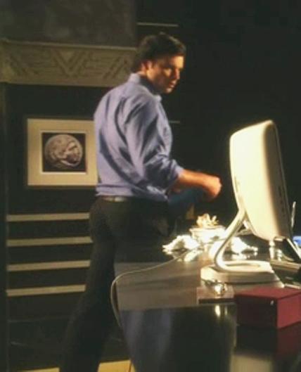 Nice Tom Welling butt