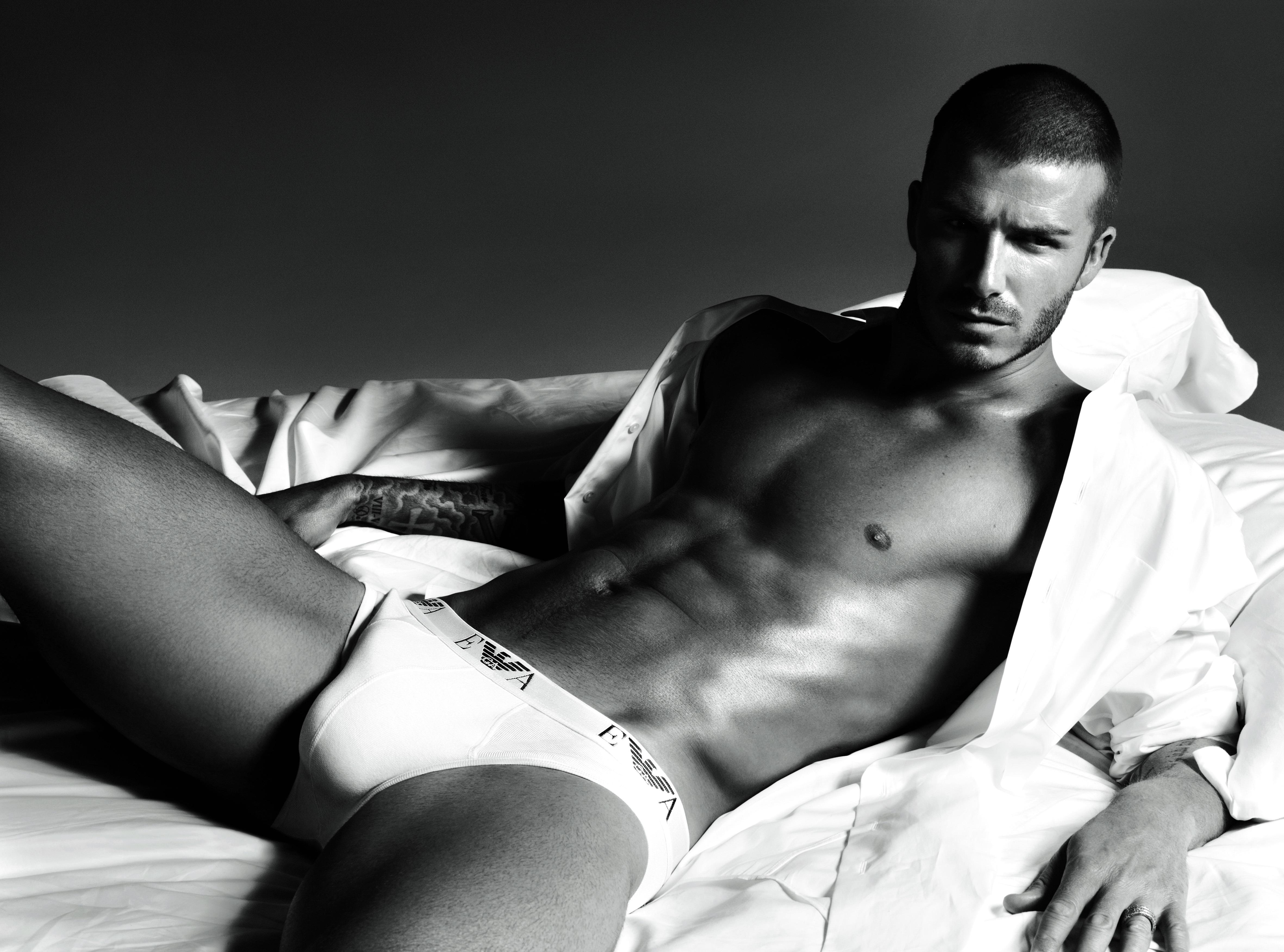 david backham bulge underwear