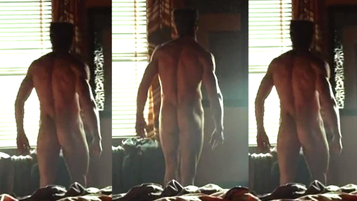 Hugh Jackman Naked Photo 49