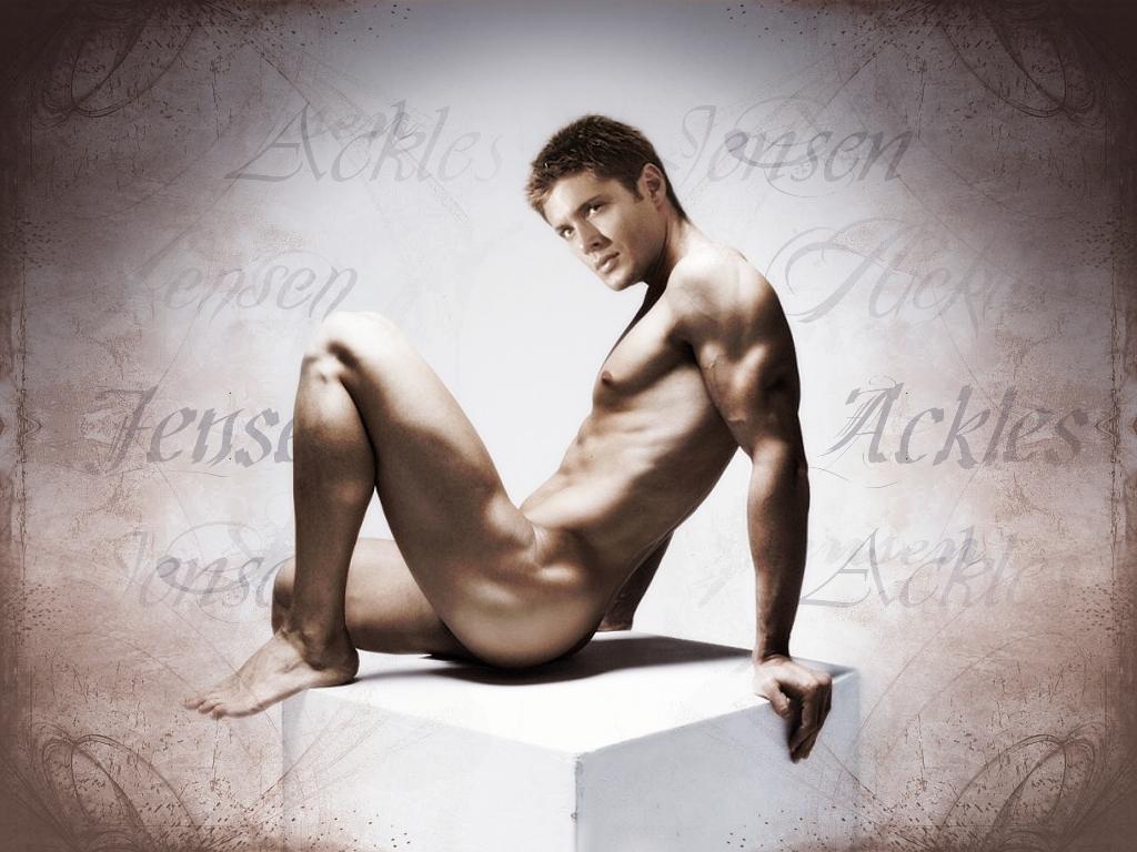 Ackles nudes jensen leaked