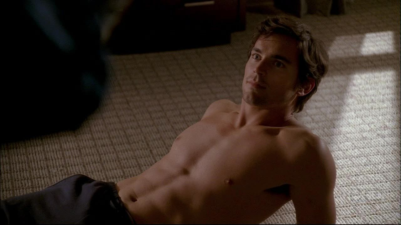 matt bomer shirtless pics