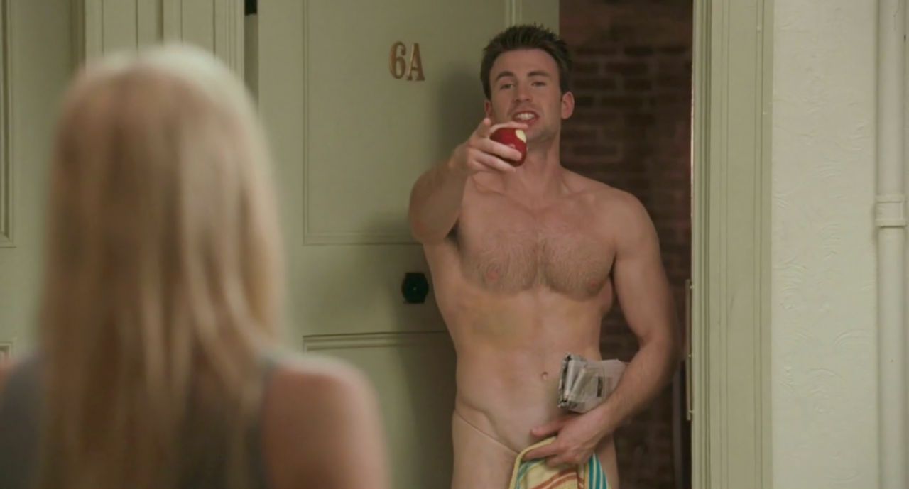 Young chris evans naked — img 9