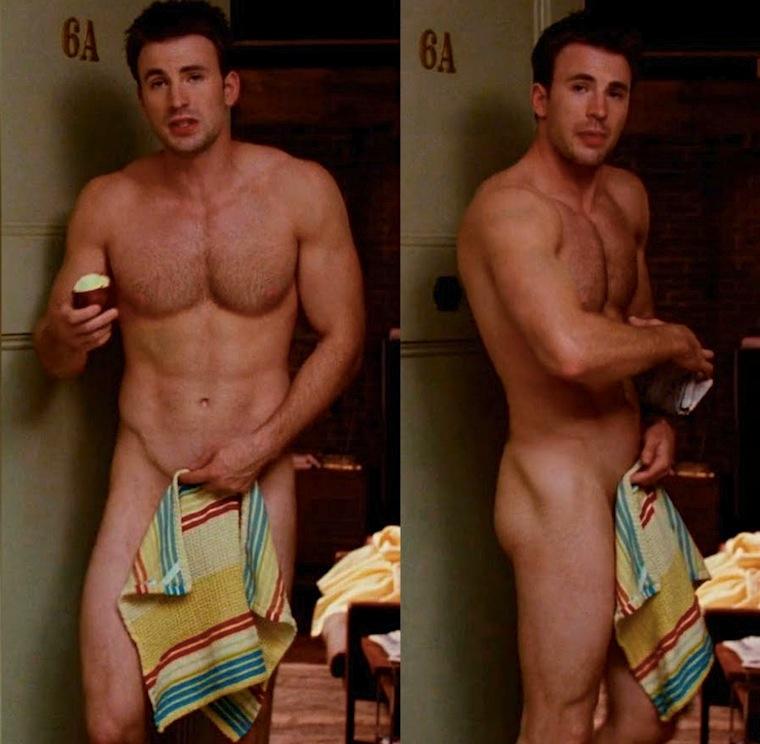 Chris evans butt naked, georiga nude beach