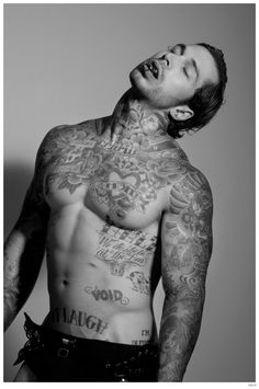 Alex Minsky And His Beautiful Body