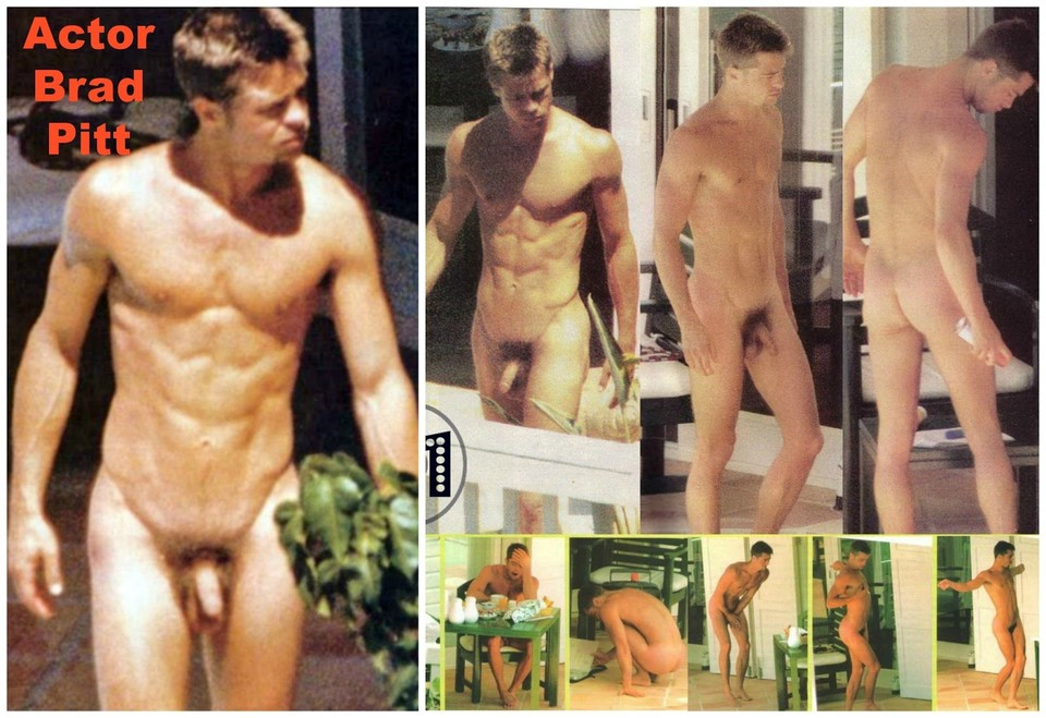 Brad pitt penis picture are absolutely