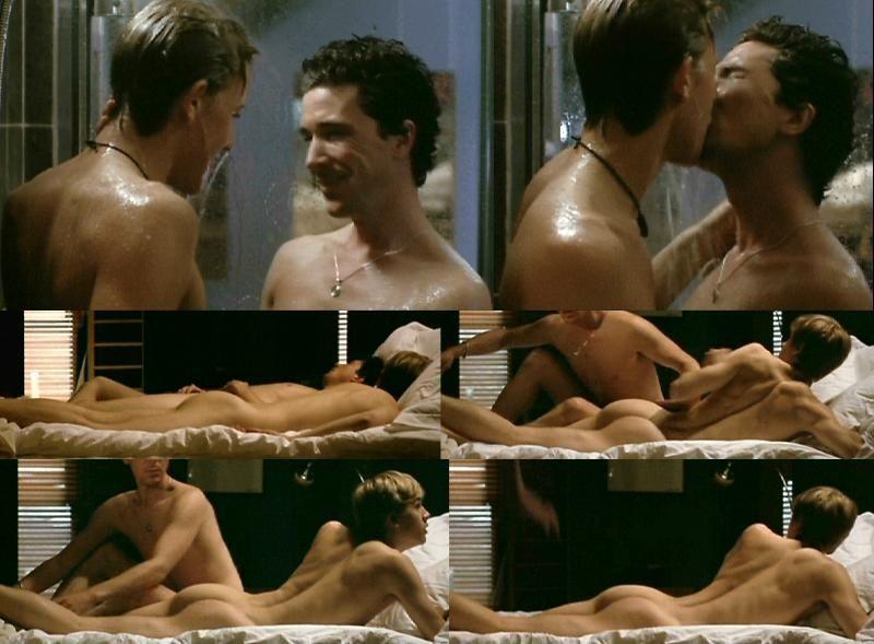 charlie Nud hunnam fake gay