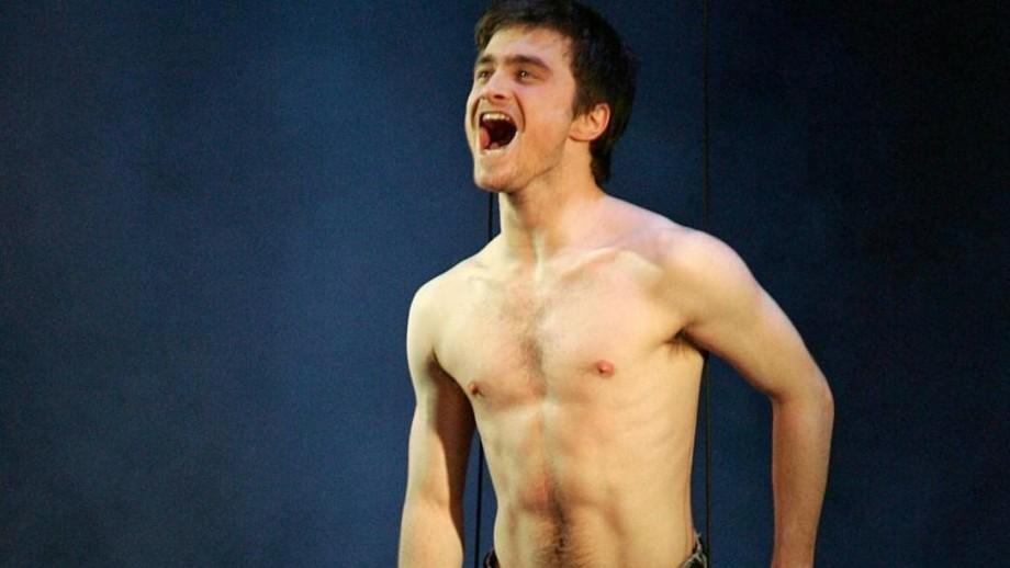 Amusing Shirtless daniel radcliffe naked really. All