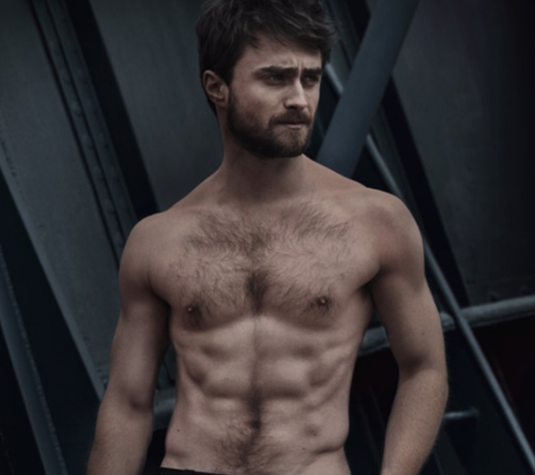 Daniel radcliffe big dick