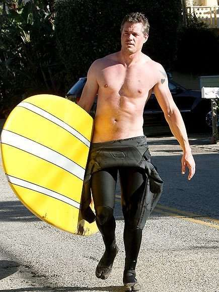 Eric Dane Is A Bad Boy (With A Big Cock)