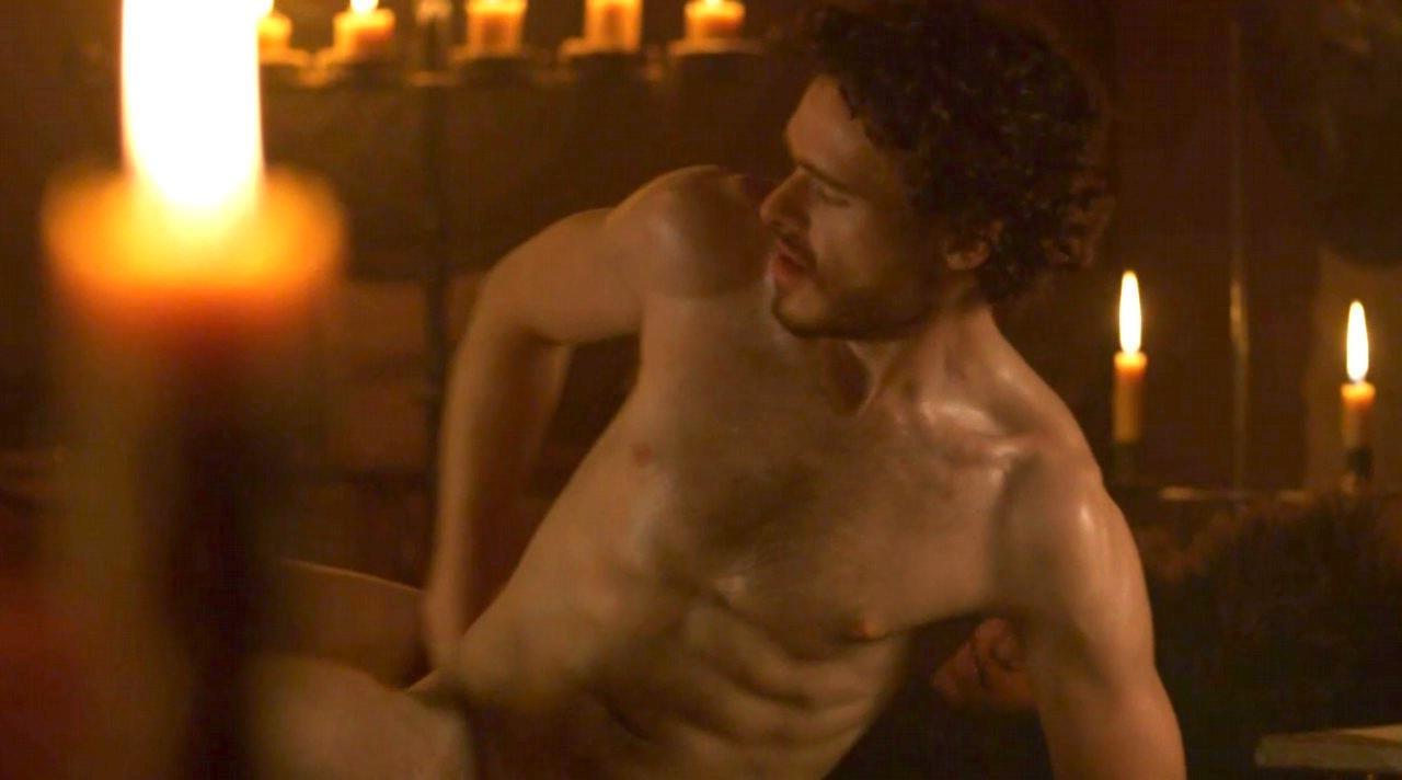richard madden naked