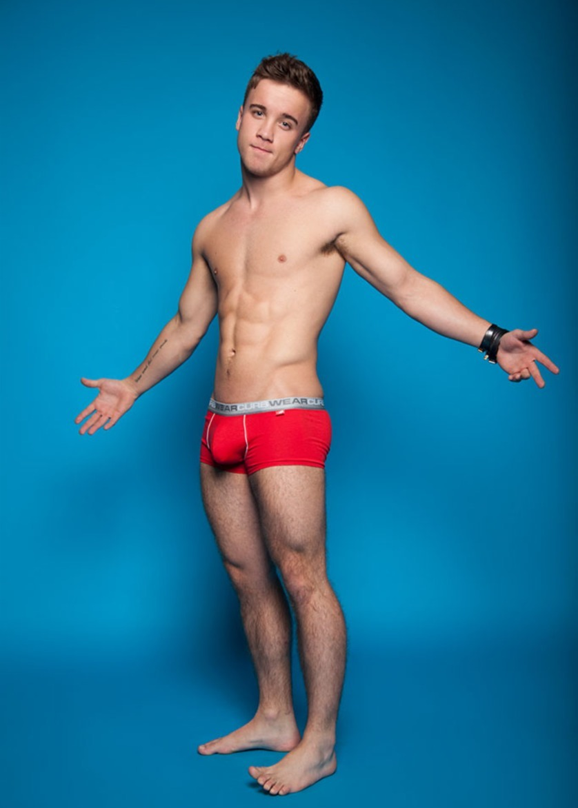 Sam Callahan And His Amazing Upper Body - The Male Fappening