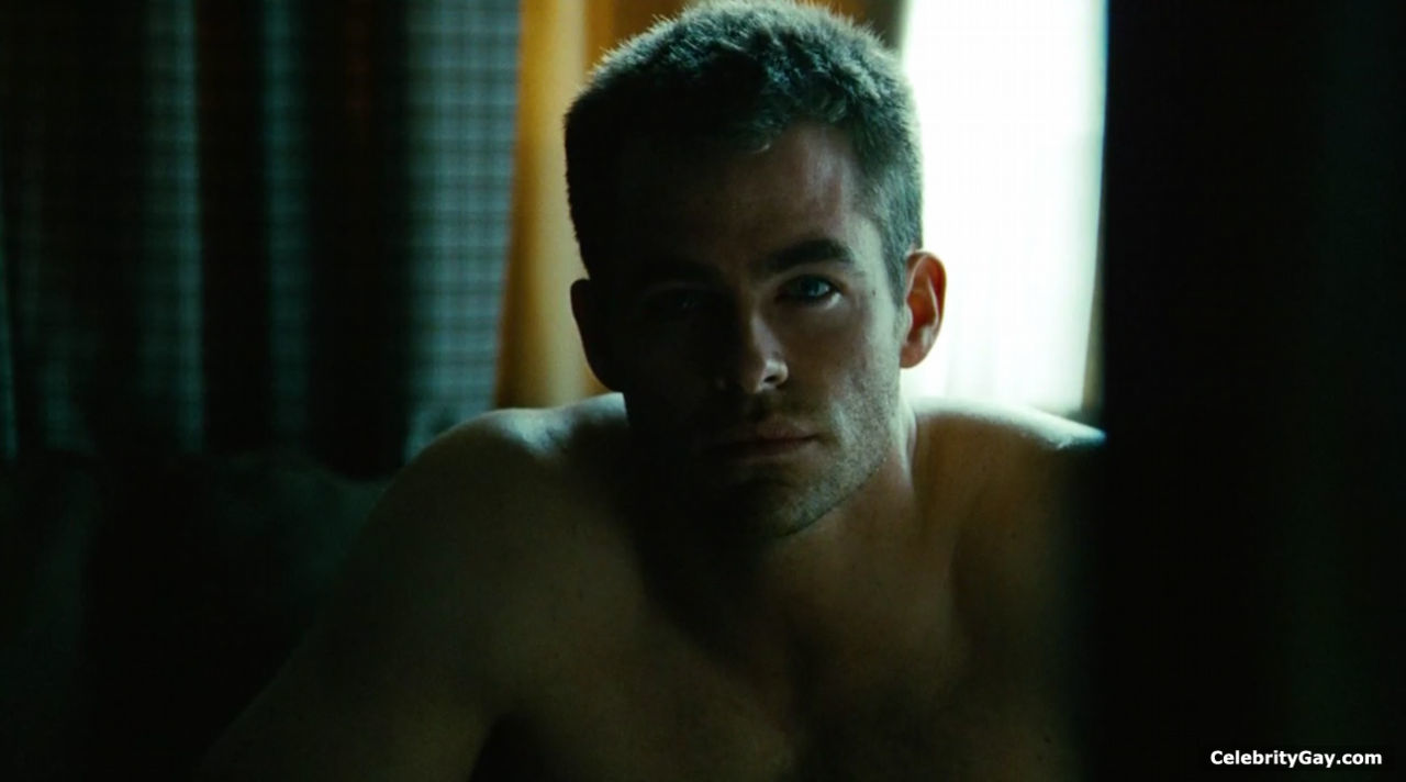 naked photos of chris pine