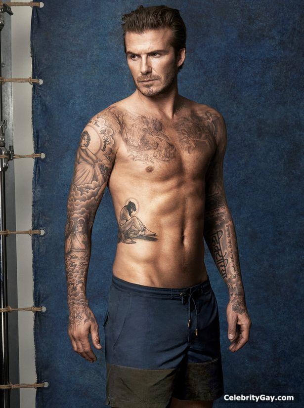 David Beckham Is A Total DILF (Still)