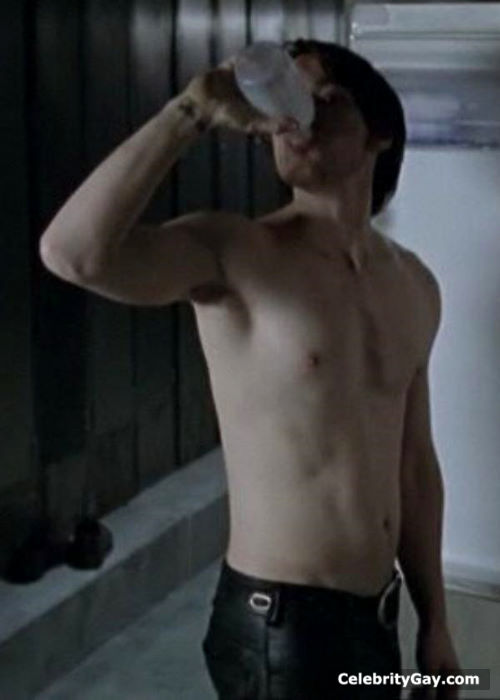 James McAvoy Shows His Shirtless Body And Ass