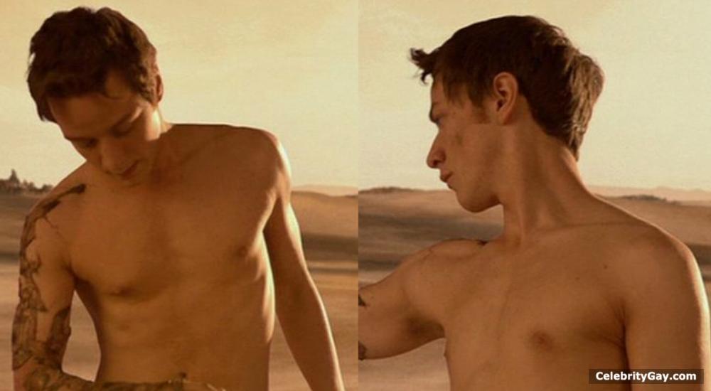 James McAvoy Sexy