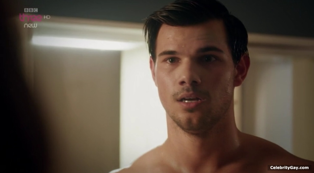 Taylor Lautner almost naked - The Male Fappening