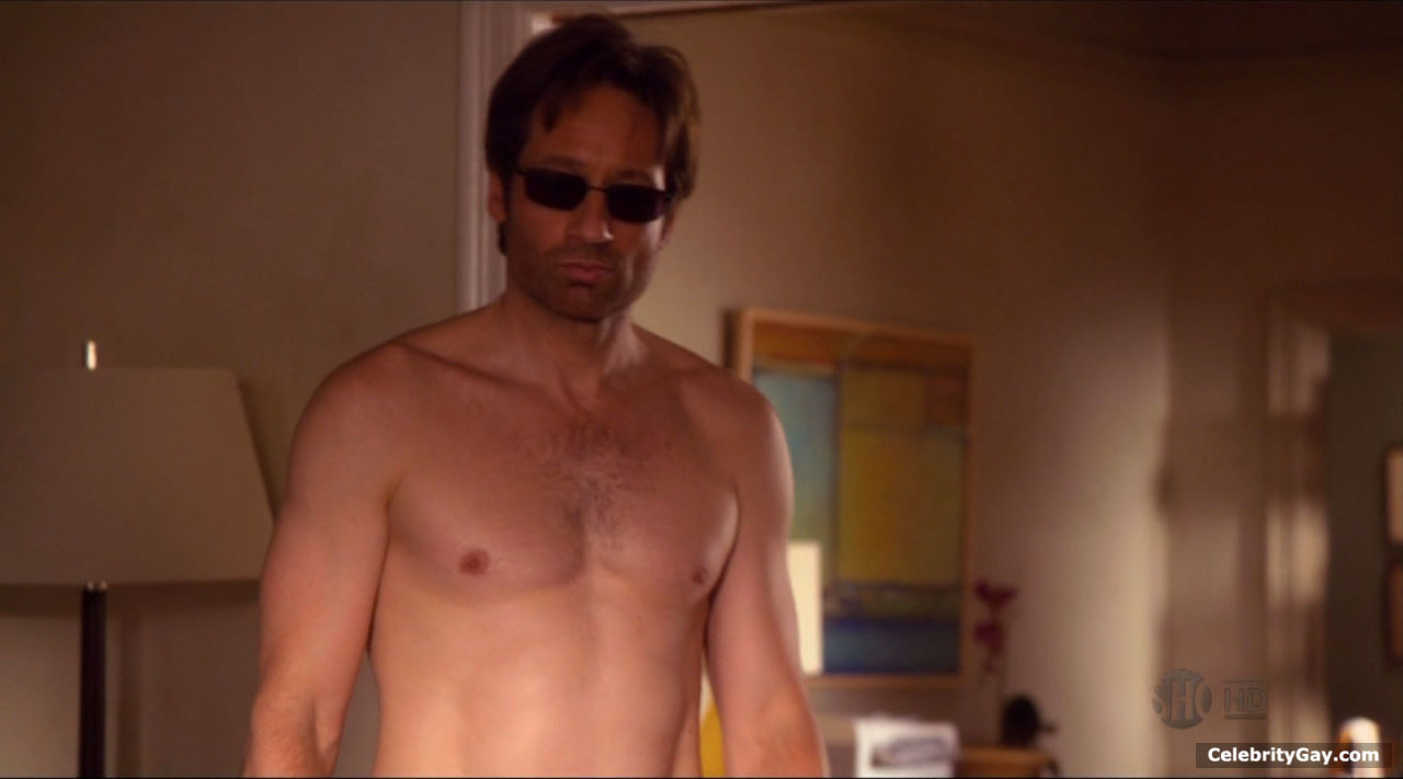 Helpful information Nude photo of david duchovny with