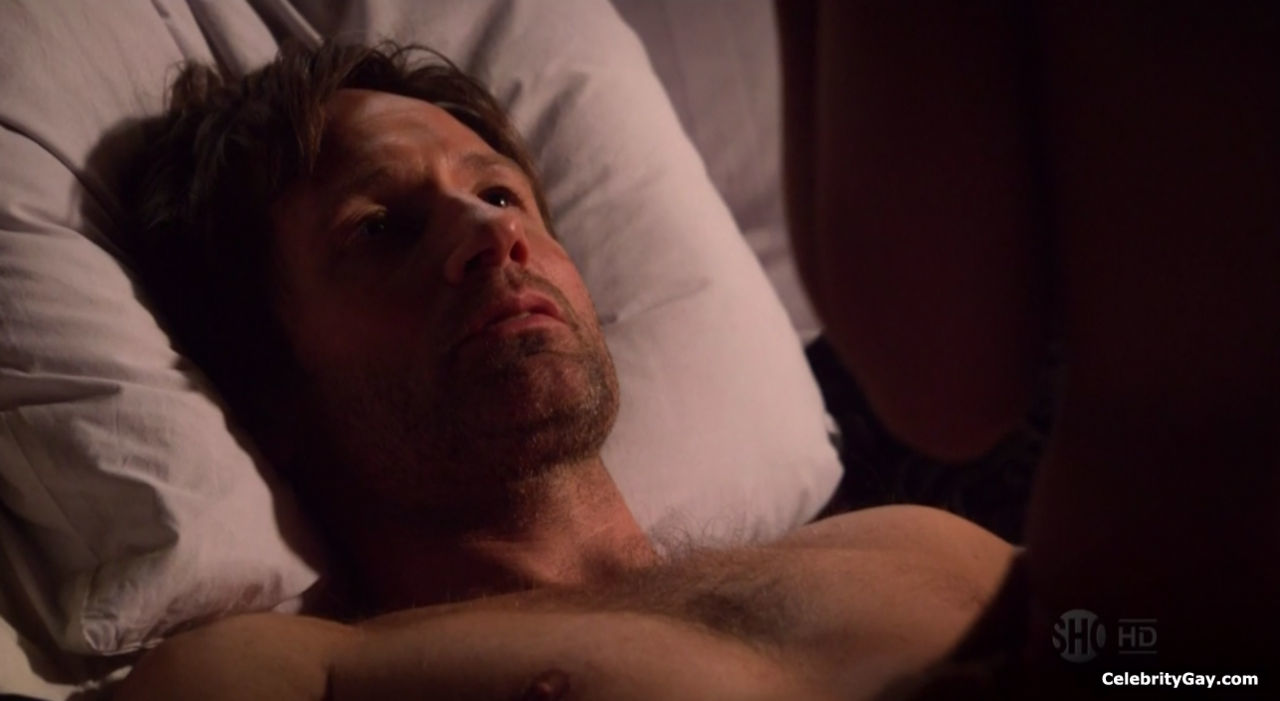 You Nude photo of david duchovny for