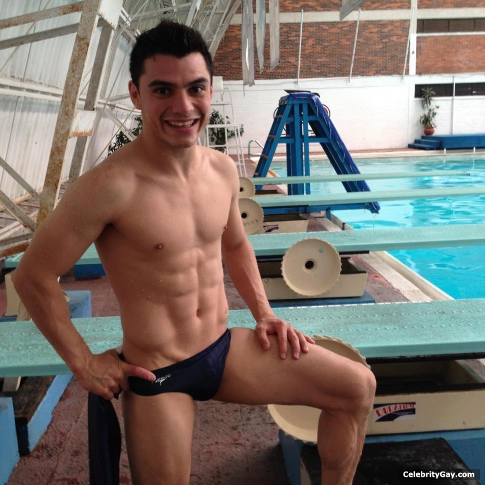 Are Alex castillo chippendale naked