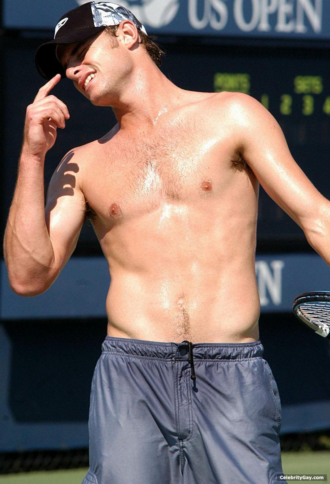 nude andy roddick