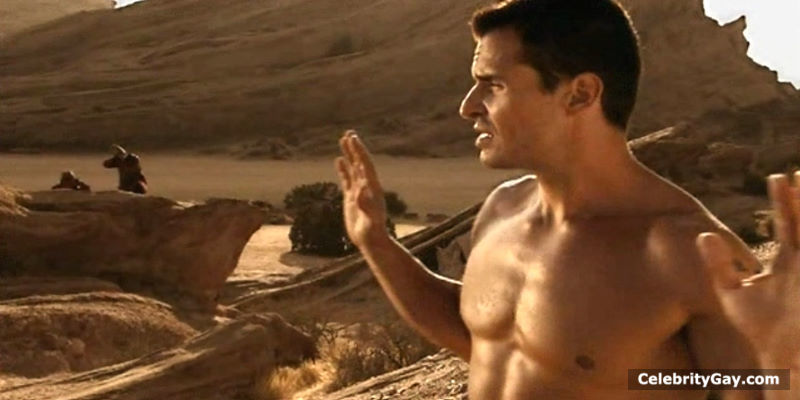 Antonio sabato jr naked improbable