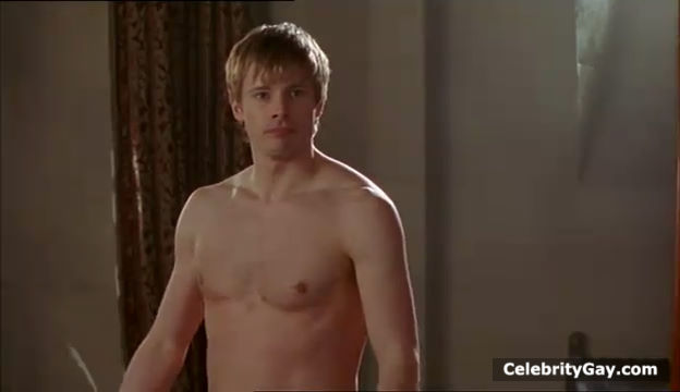 Nude bradley james naked