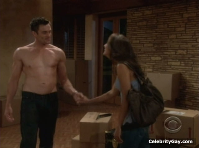 Shirtless daniel goddard