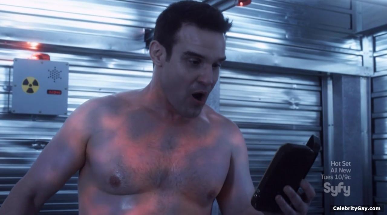 Eddie mcclintock nude