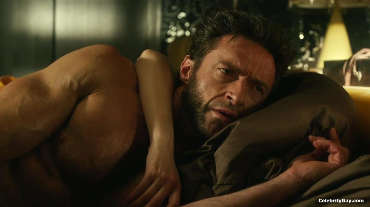 hugh jackman nude picture