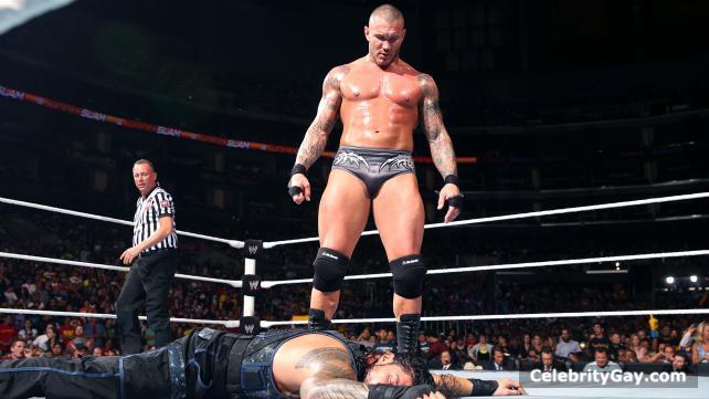 Randy Orton Shirtless
