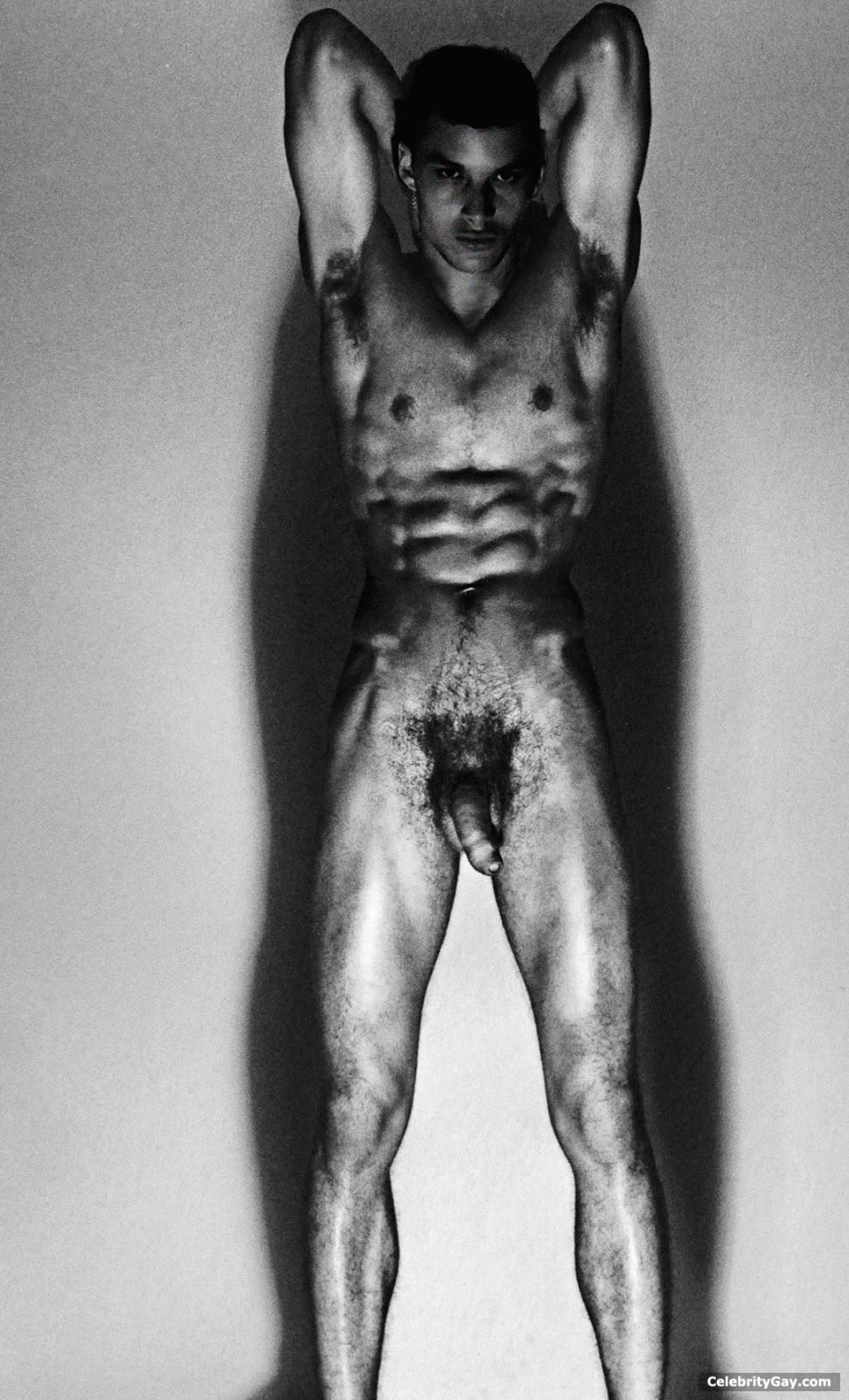 Louis Mayhew Nude