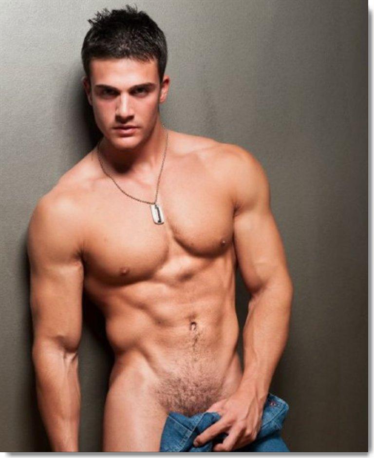 model male Philip nude fusco