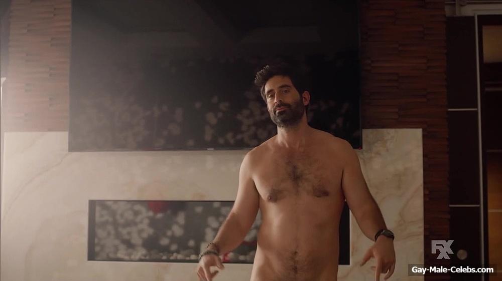rob schneider nude scene