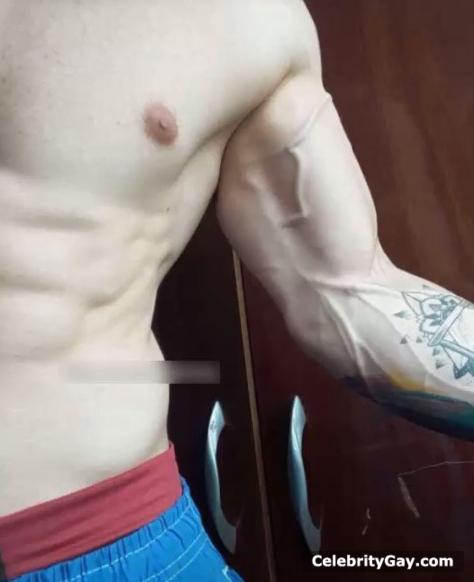 Eduardo Del Vechio Nude