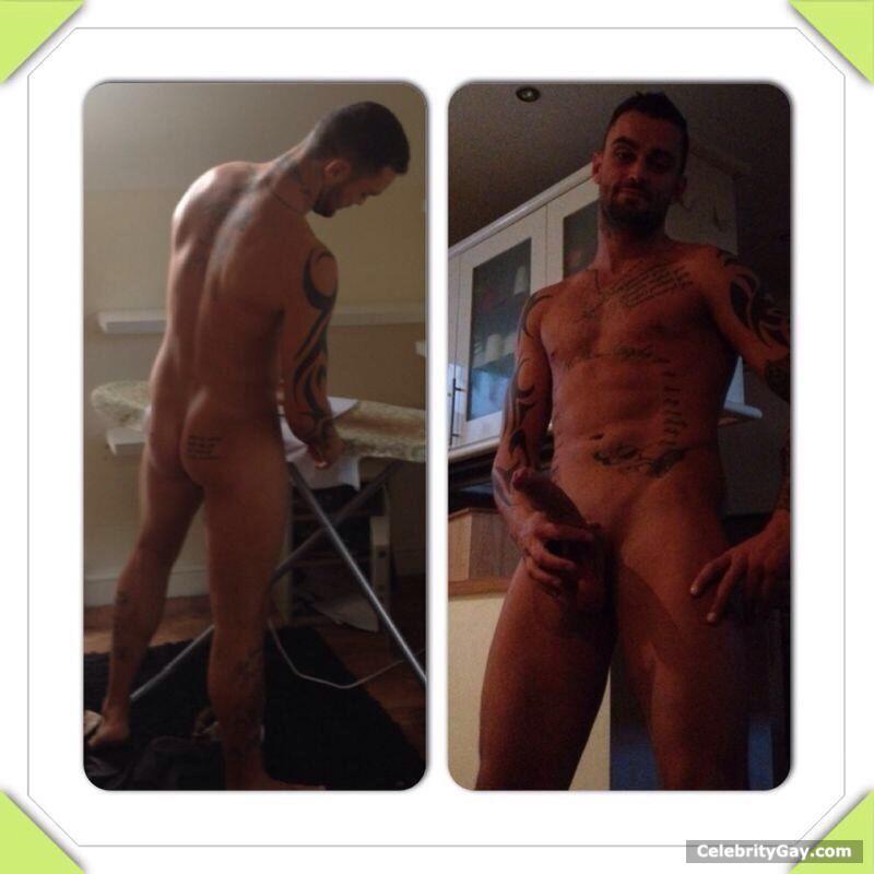 Robbie Gaine Nude
