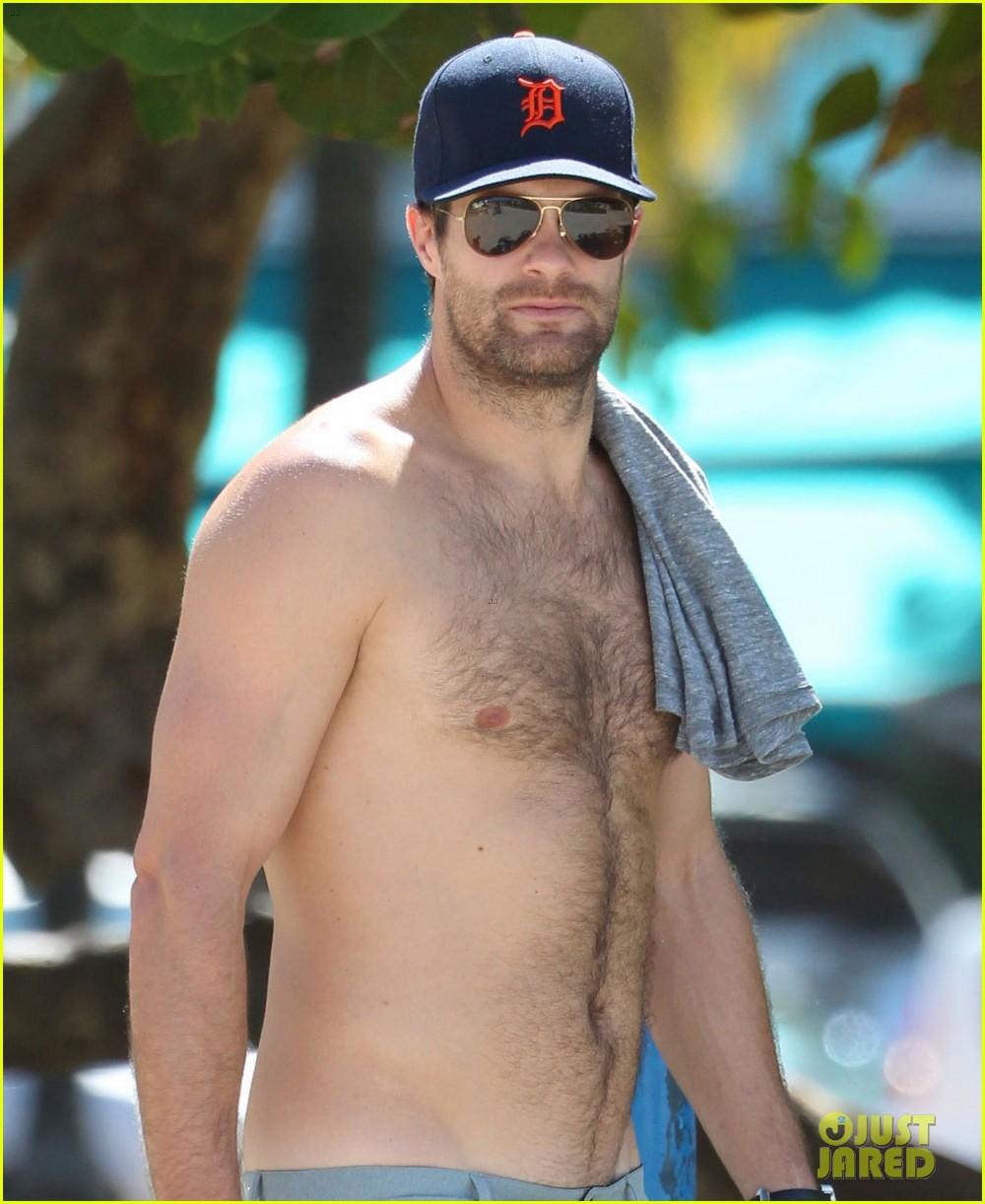 Willie parker shirtless