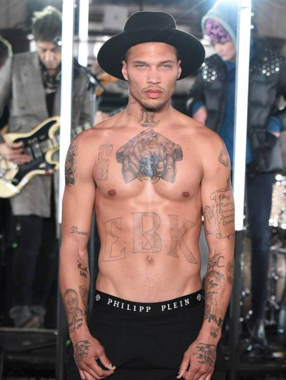 Jeremy Meeks Sexy - The Male Fappening