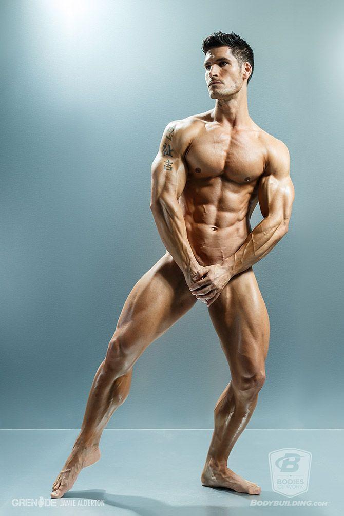 Bodybuilder bryan roberts nude you