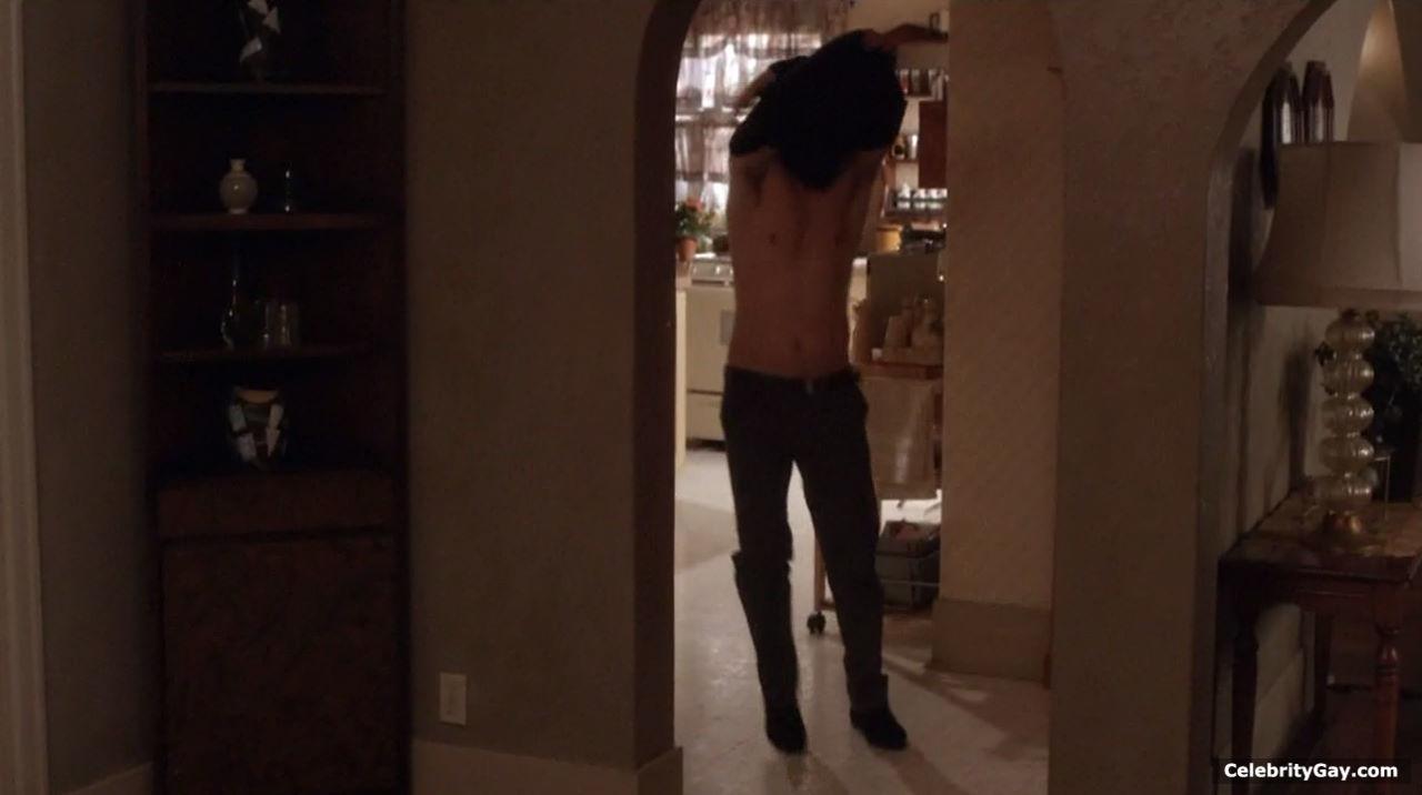 Shirtless bret naked harrison nude