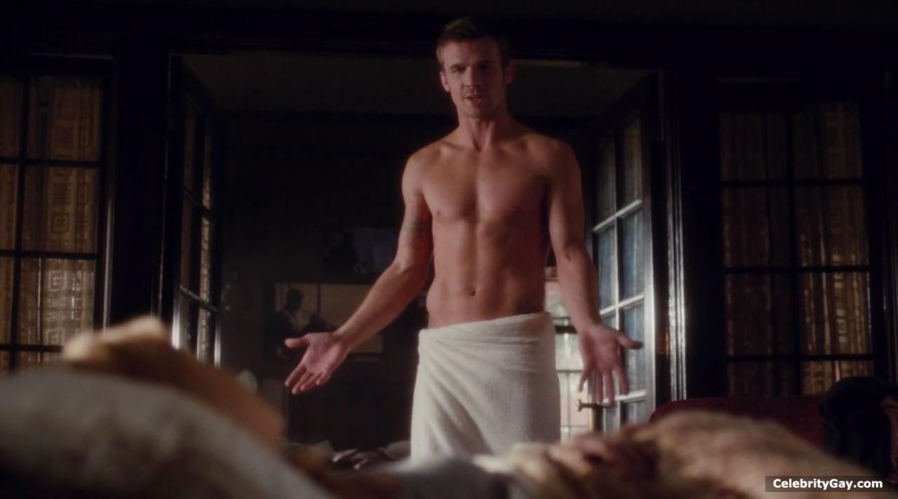 cam gigandet naked