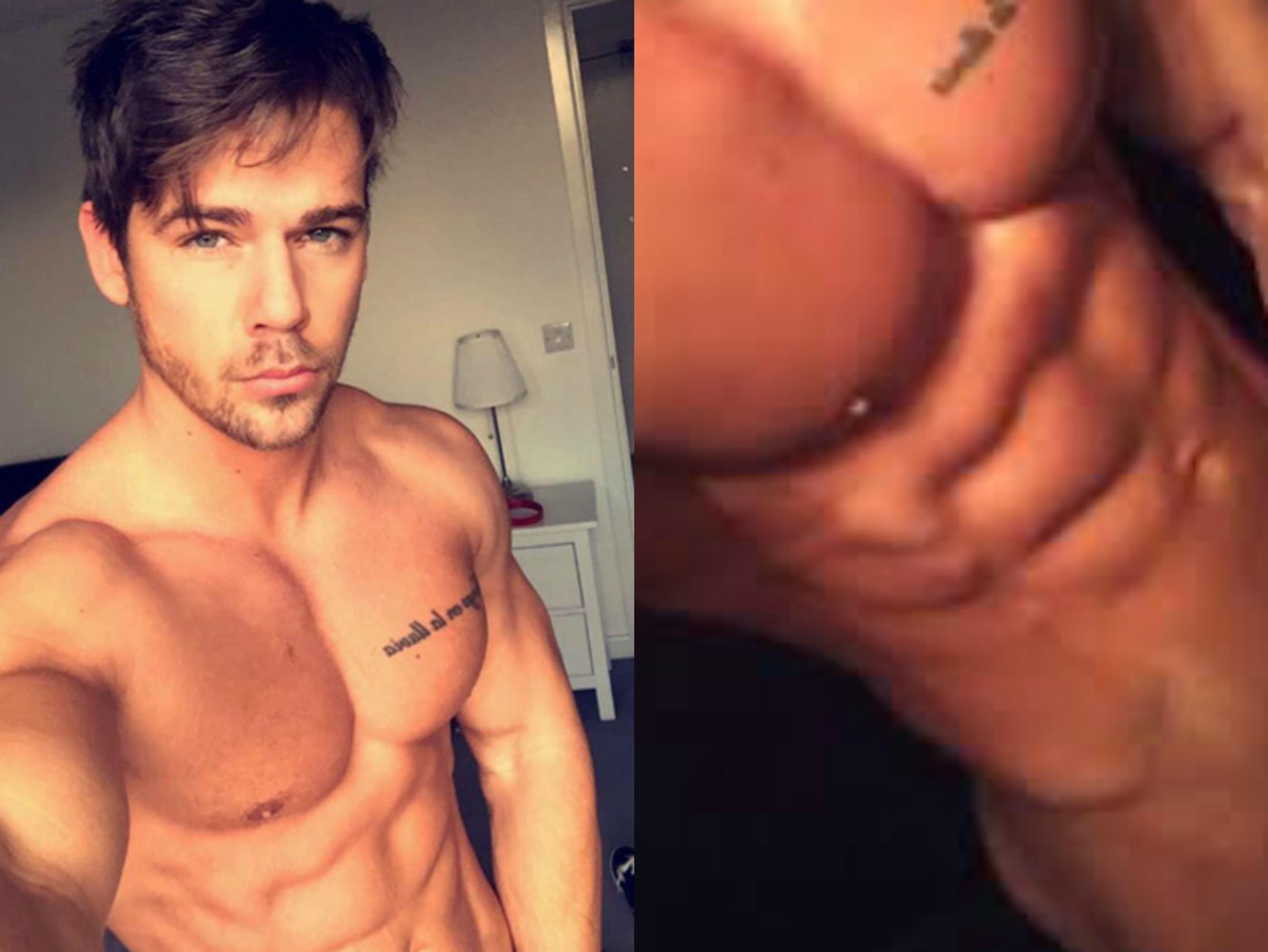 Celebrity joseph male leaked levitt gordon nude
